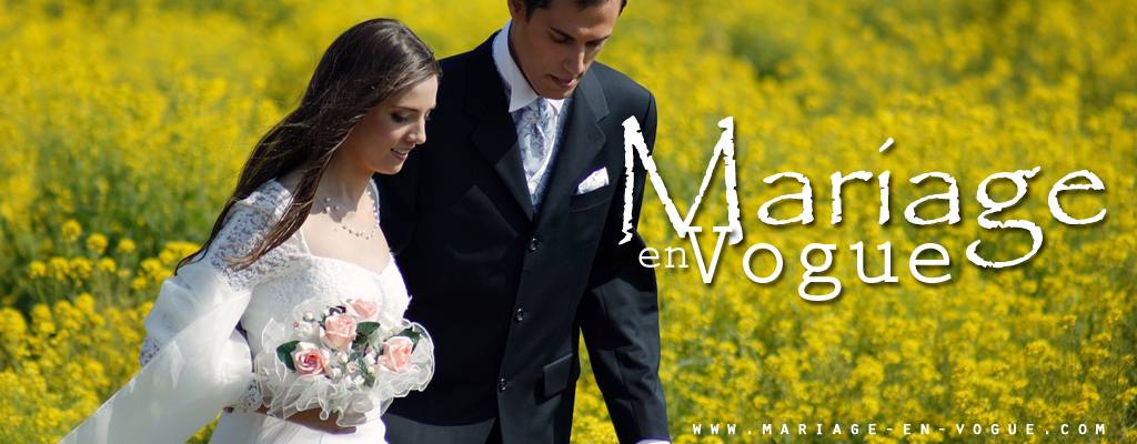 Mariage en vogue